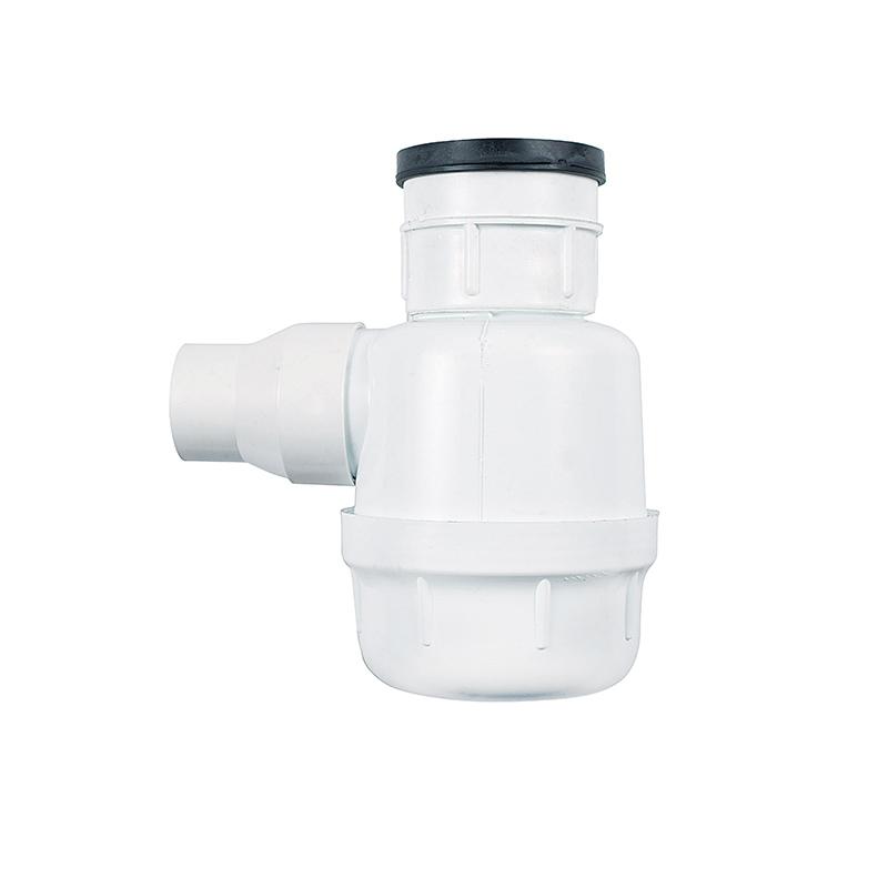 Λιποσυλλέκτης με πλαστική έξοδο Φ50 (M-1/2).