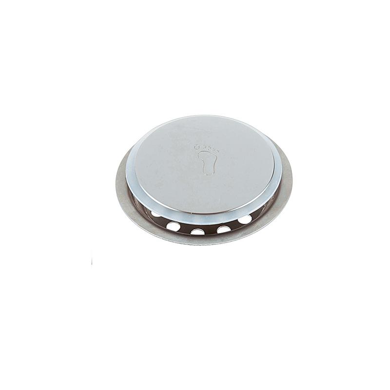 Σχάρα ασφαλείας στρογγυλή Φ 100 CLICK CLACK INOX