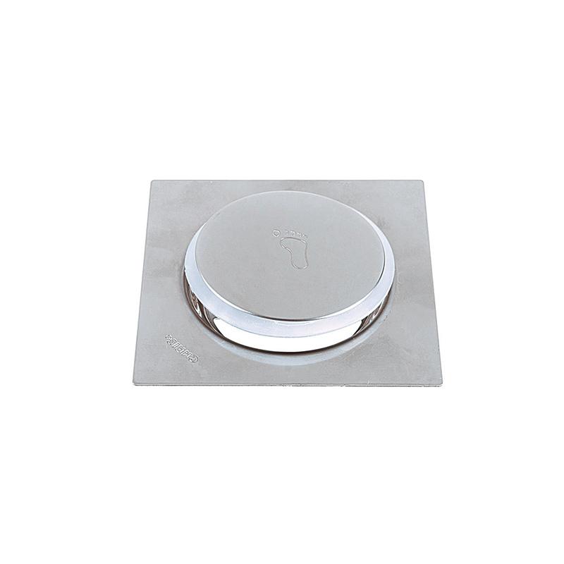 Σχάρα ασφαλείας 100x100 CLICK CLACK INOX
