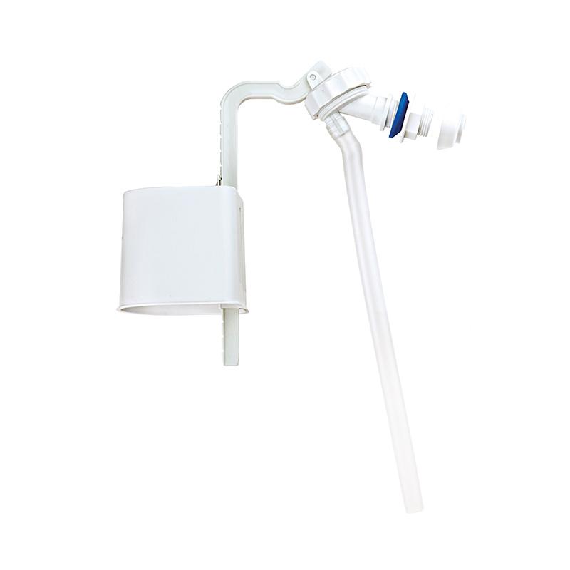 """Φλοτέρ πλαστικό (έξυπνη λύση) για πλαστικά καζανάκια 1/2"""""""
